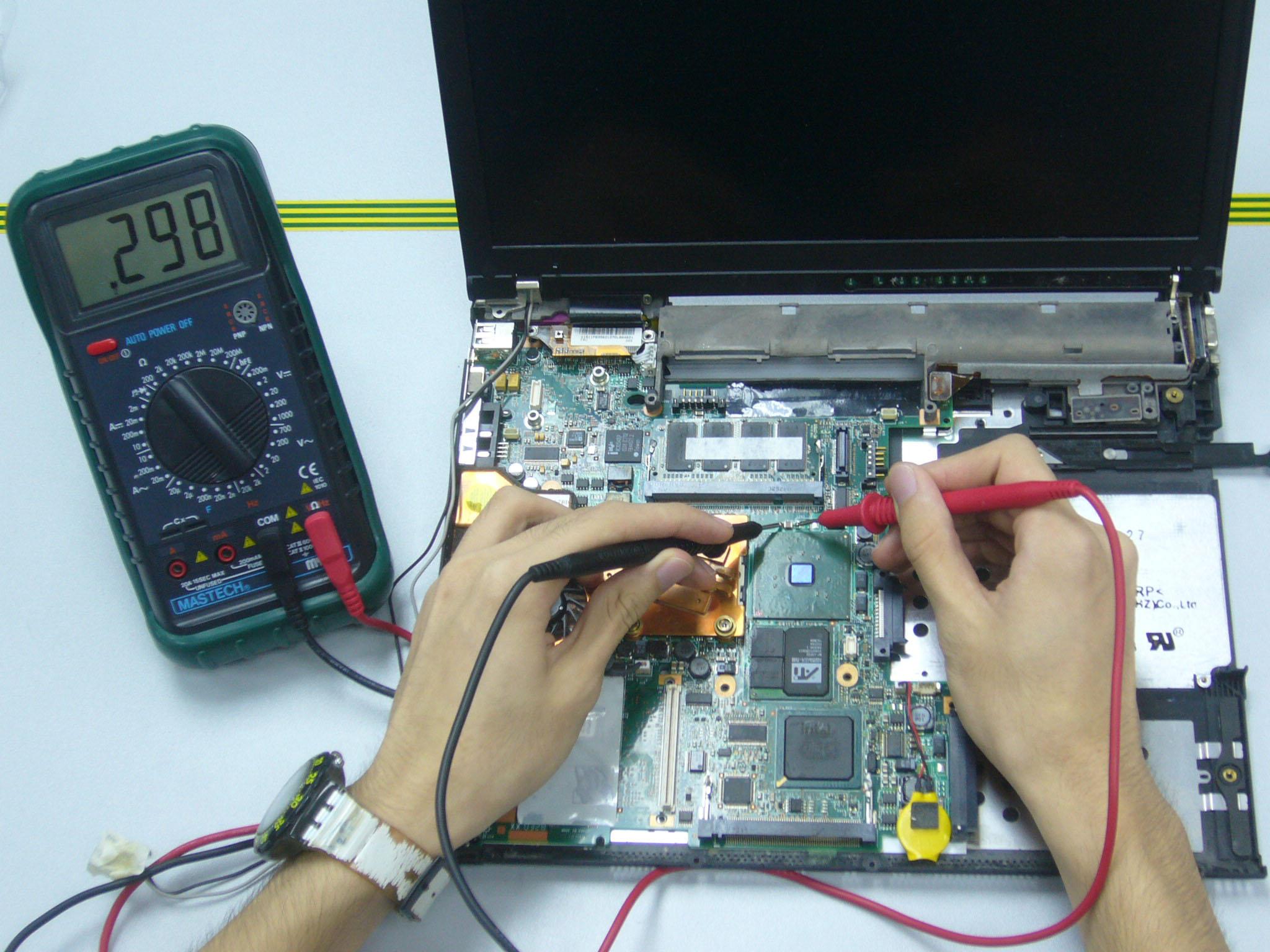 Laptop servicing in dhaka bangladesh
