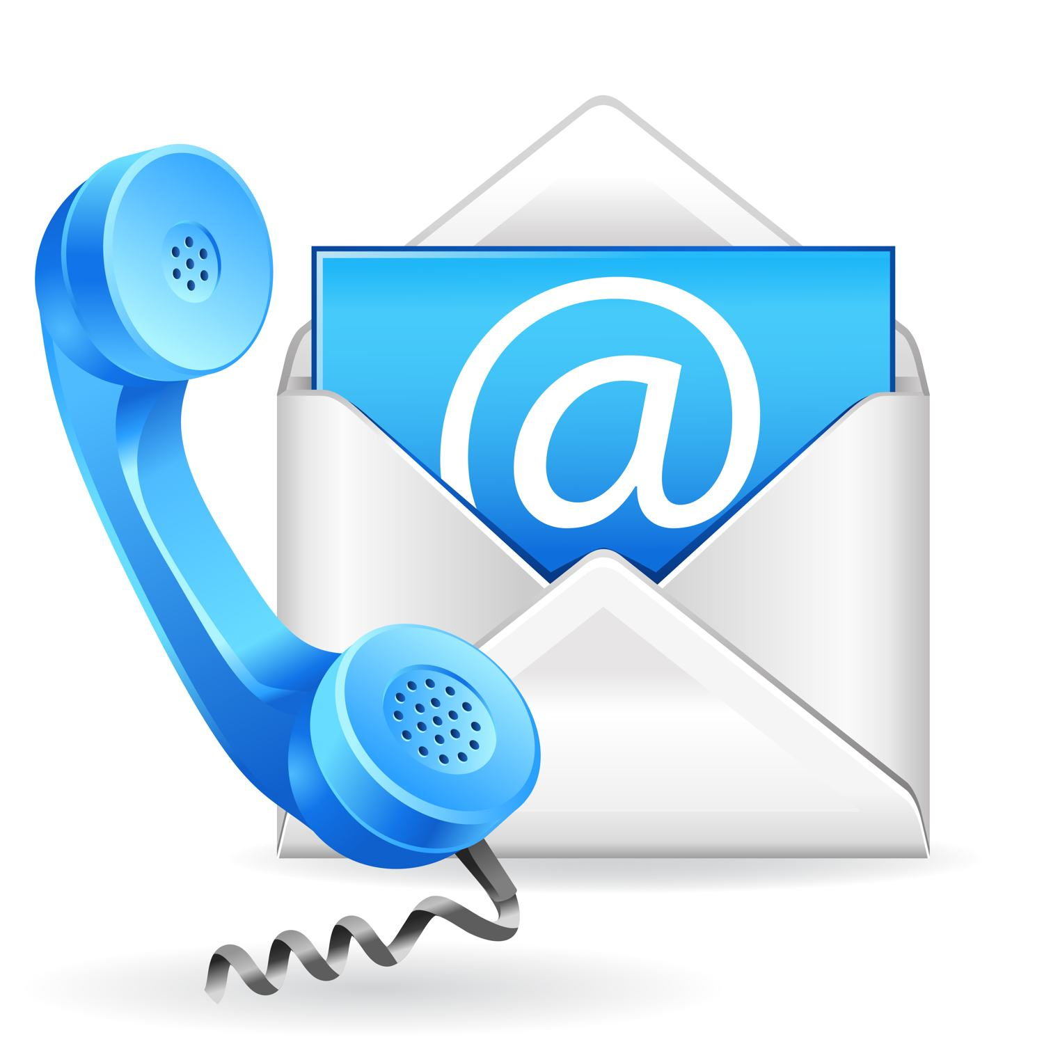 e-mail or contact us over phone.