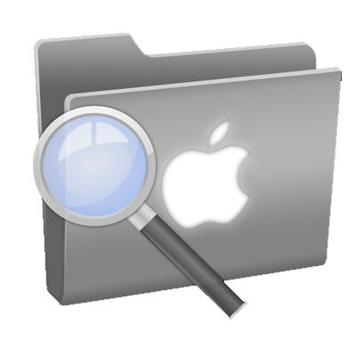 Apple Mac OS X data recovery