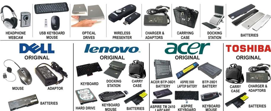 Laptop Accessories bd