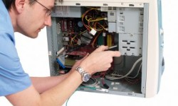 Desktop PC servicing