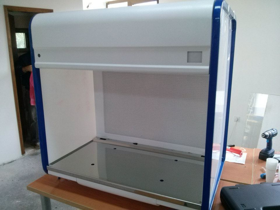 HDD Surgery horizontal laminar flow cabinet