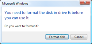 do you want to format it data recovery in bangladesh dhaka