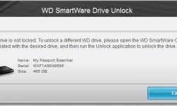WD Smart Ware does not recognize My Book or My Passport