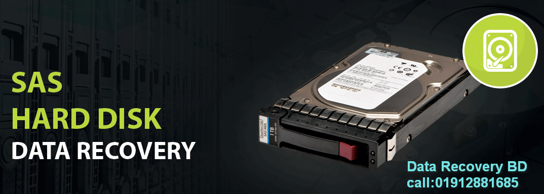 SAS HDD Recovery
