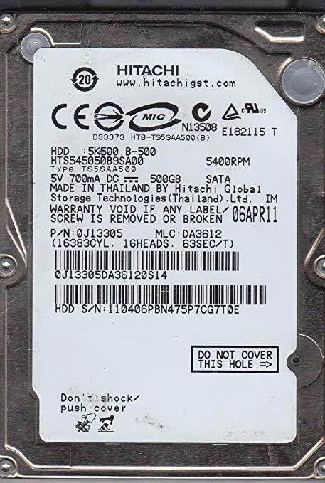 Hitachi Hard Disk Recovery Service in Dhaka Bangladesh